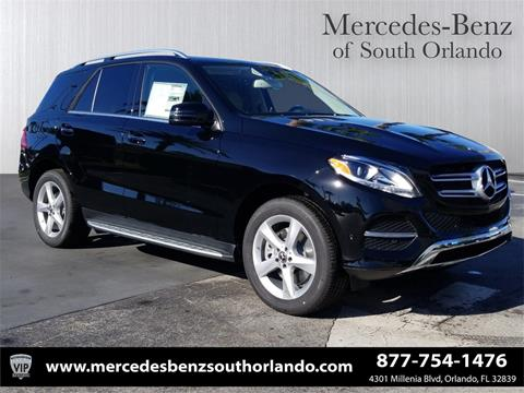 2019 Mercedes-Benz GLE for sale in Orlando, FL