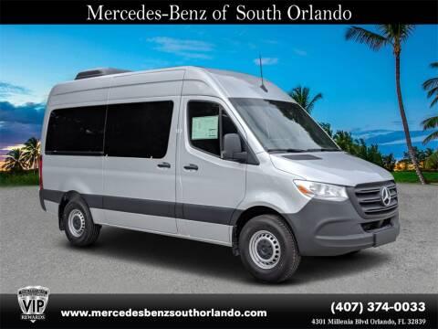 2019 Mercedes-Benz Sprinter Passenger for sale in Orlando, FL