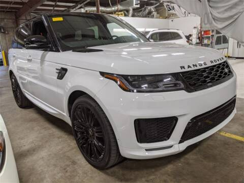2019 Land Rover Range Rover Sport Supercharged Dynamic for sale at MERCEDES BENZ OF SOUTH ORLANDO in Orlando FL