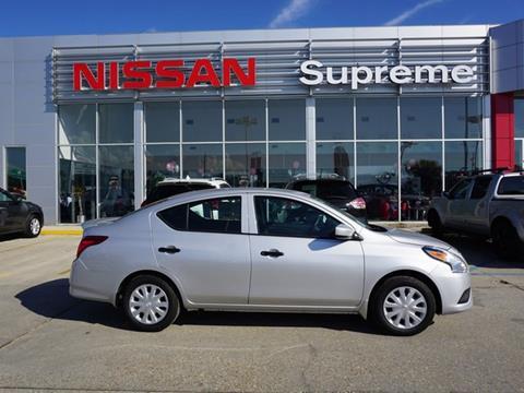 2019 Nissan Versa for sale in Slidell, LA