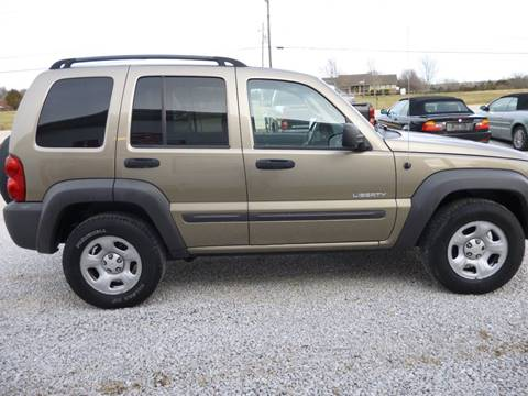 2004 Jeep Liberty for sale in Western Grove, AR