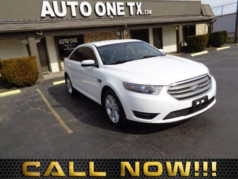2015 Ford Taurus for sale in Arlington, TX