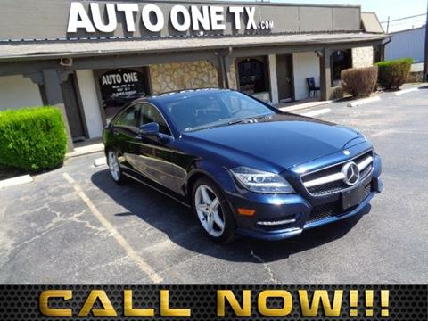 2013 Mercedes-Benz CLS for sale in Arlington, TX