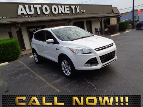 2013 Ford Escape for sale in Arlington, TX