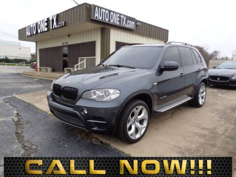 2013 BMW X5 xDrive35i for sale at Auto One in Arlington TX