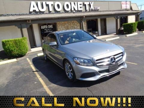 2015 Mercedes-Benz C-Class C 300 for sale at Auto One in Arlington TX
