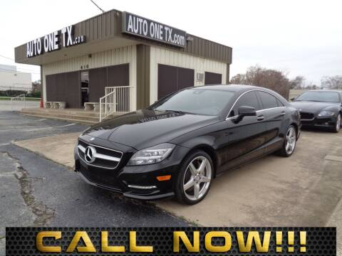 2013 Mercedes-Benz CLS CLS 550 for sale at Auto One in Arlington TX