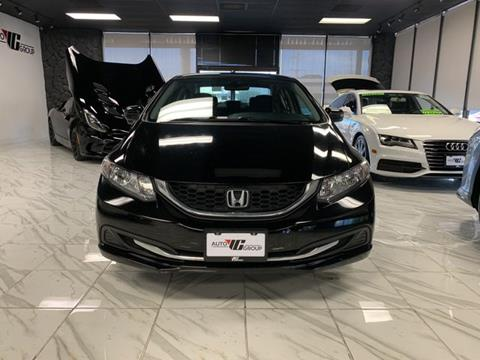 2015 Honda Civic for sale in Pittsburg, CA