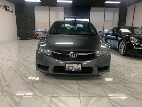 2011 Honda Civic for sale in Pittsburg, CA