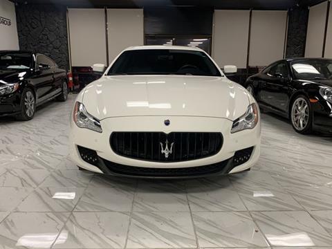 2016 Maserati Quattroporte for sale in Pittsburg, CA