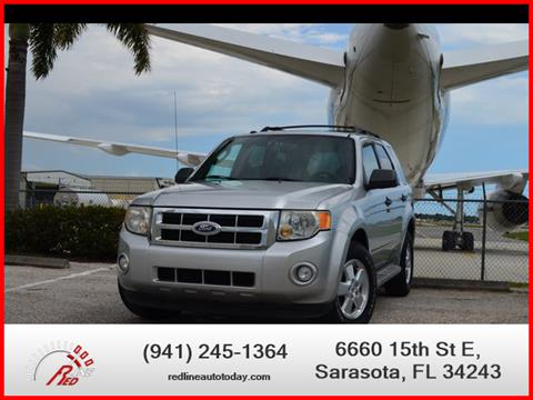 2010 Ford Escape for sale in Sarasota, FL