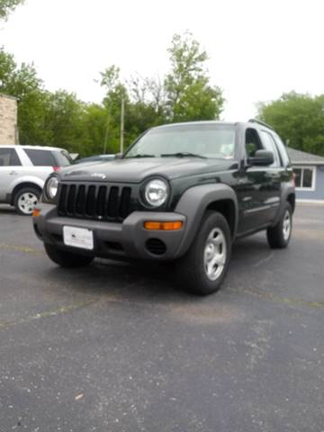 2004 Jeep Liberty for sale in Lake Station, IN