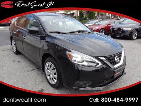 2016 Nissan Sentra for sale in Baltimore, MD