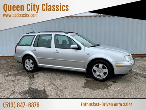 2002 Volkswagen Jetta for sale in West Chester, OH