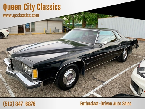 1976 Pontiac Grand Prix for sale in West Chester, OH