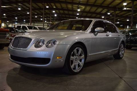 2006 Bentley Continental Flying Spur for sale at CRS America LLC in West Jordan UT