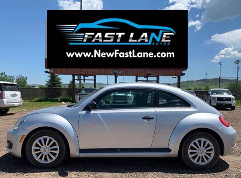 Volkswagen Beetle For Sale in Spearfish, SD - FAST LANE AUTOS