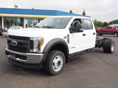 2019 Ford F-550 Super Duty for sale in Salem, OR