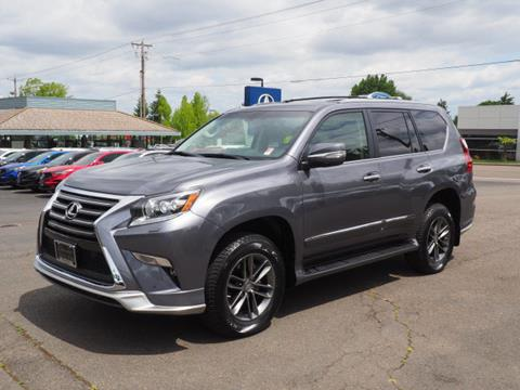 2019 Lexus GX 460 for sale in Salem, OR