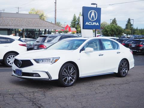 2020 Acura RLX for sale in Salem, OR