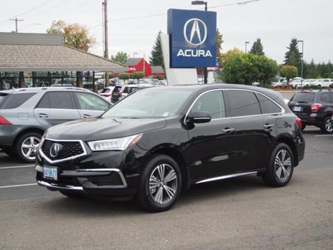 2018 Acura MDX for sale in Salem, OR