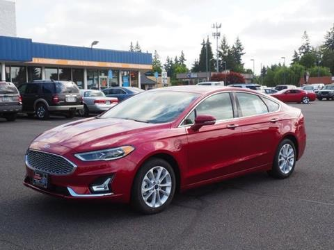2019 Ford Fusion Energi for sale in Salem, OR
