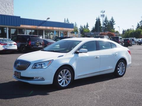 2016 Buick LaCrosse for sale in Salem, OR