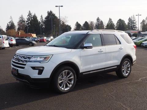 2019 Ford Explorer for sale in Salem, OR