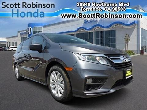 2018 Honda Odyssey for sale in Torrance, CA