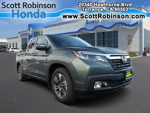 2018 Honda Ridgeline for sale in Torrance, CA