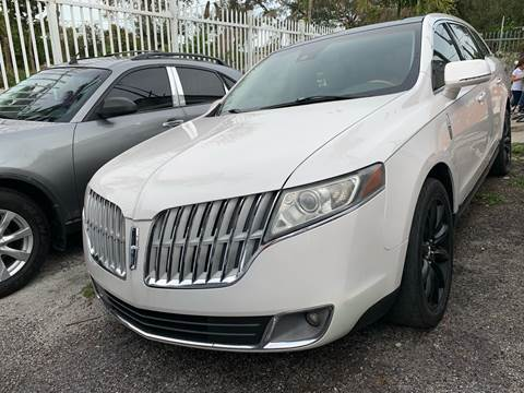 2010 Lincoln MKT for sale in Miami, FL