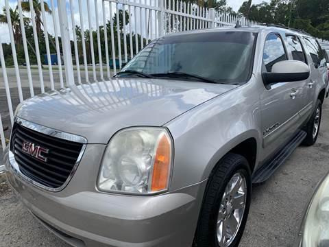 2007 GMC Yukon XL for sale in Miami, FL
