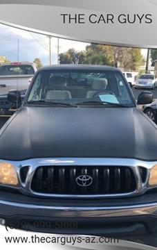 2002 Toyota Tacoma for sale in Tucson, AZ