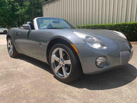 2007 Pontiac Solstice for sale in Acworth, GA