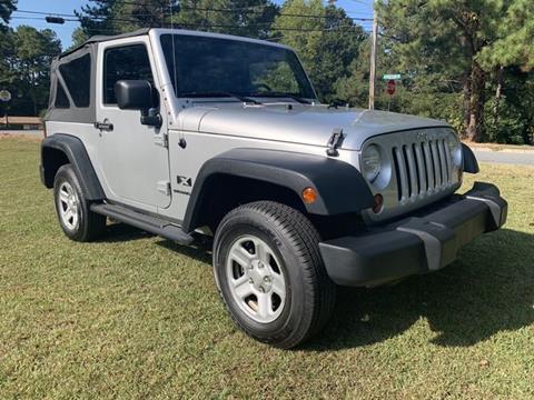 2008 Jeep Wrangler for sale in Acworth, GA
