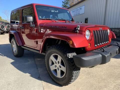 2012 Jeep Wrangler for sale in Acworth, GA