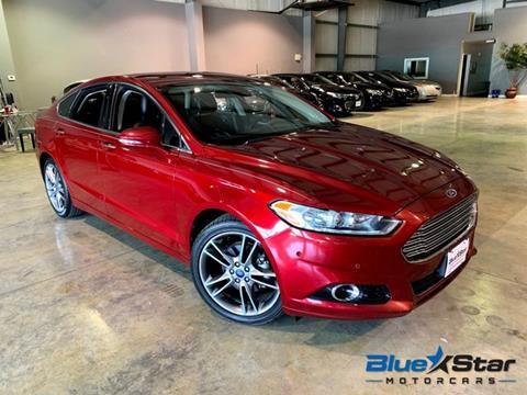 Ford Fusion For Sale in Denham Springs, LA - Blue Star ...