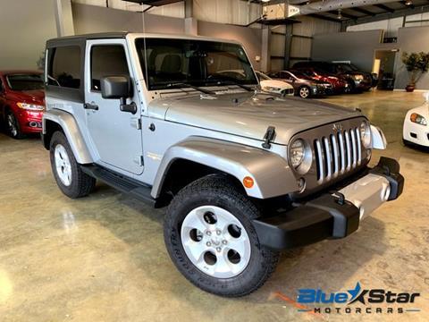 2014 Jeep Wrangler for sale in Denham Springs, LA