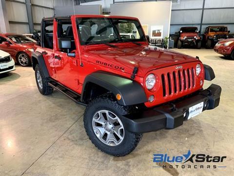 2014 Jeep Wrangler Unlimited for sale in Denham Springs, LA