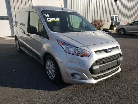 2016 Ford Transit Connect Cargo for sale in Johnstown, NY