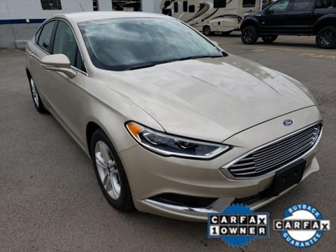2018 Ford Fusion for sale in Johnstown, NY