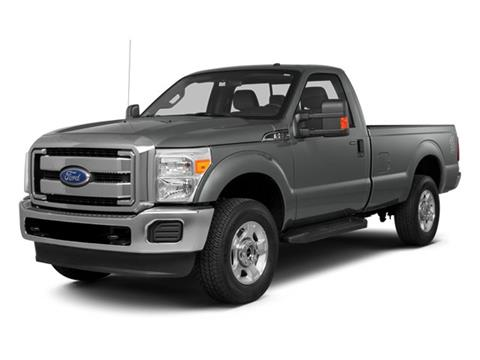 2014 Ford F-250 Super Duty for sale in Johnstown, NY