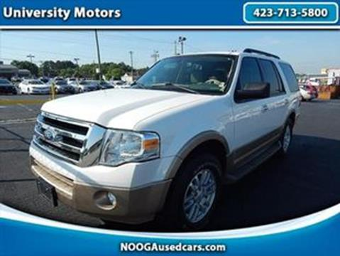 2014 Ford Expedition for sale in Chattanooga, TN