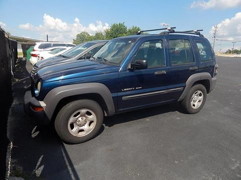 2003 Jeep Liberty for sale in Chattanooga, TN