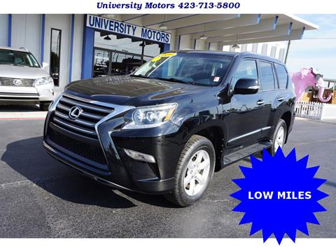 2014 Lexus GX 460 for sale in Chattanooga, TN