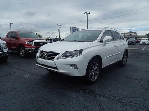 2015 Lexus RX 350 for sale in Chattanooga, TN