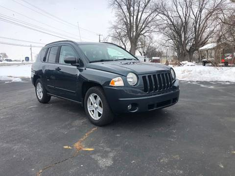 2008 Jeep Compass for sale in Wrightsville, PA