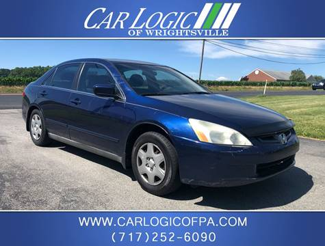 2005 Honda Accord for sale in Wrightsville, PA