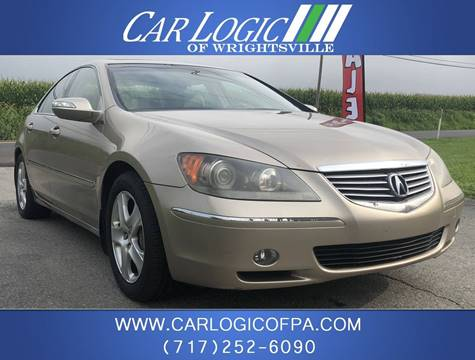 2005 Acura RL for sale in Wrightsville, PA