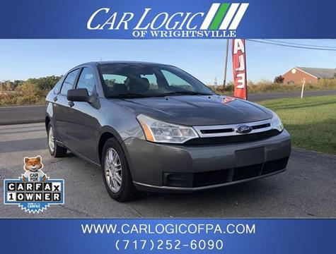 2010 Ford Focus for sale in Wrightsville, PA